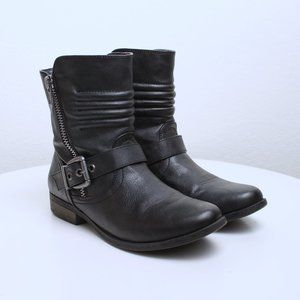 Rampage Ronnie Ankle Booties